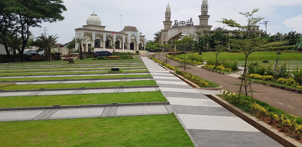 Al-Azhar Memorial Park Harga