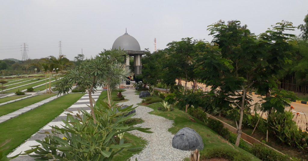 Pemakaman Islam Al Azhar Karawang 42