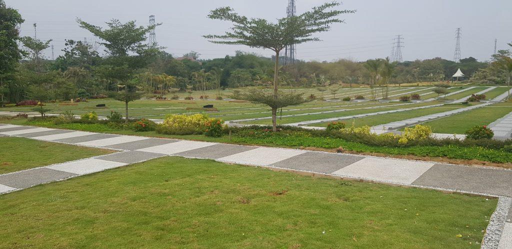 Pemakaman Islam Al Azhar Memorial Garden Karawang Taman Pemakaman Muslim 14