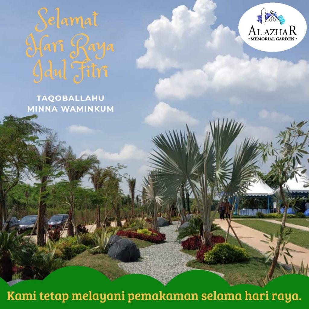 pemakaman islam Al Azhar Memorial Garden 2