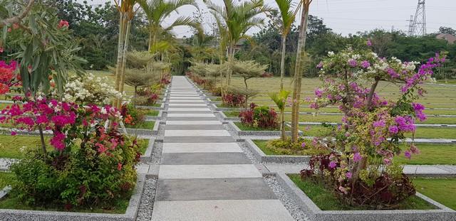 pemakaman muslim al azhar memorial garden karawang 12