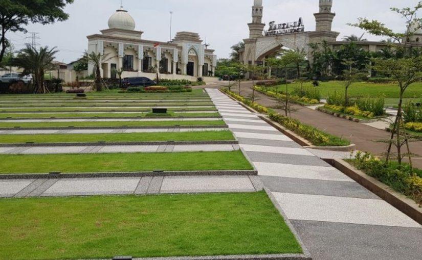 Taman Pemakaman Mewah Al Azhar Memorial Garden