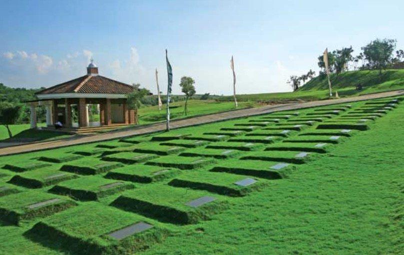 Taman Pemakaman Mewah San Diego Hills