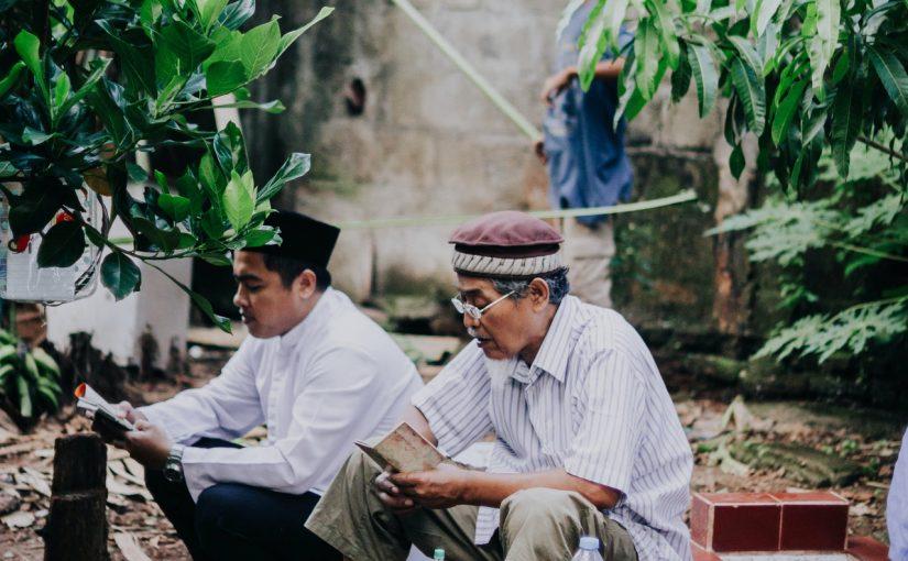 Bacaan Ziarah Kubur Muslim