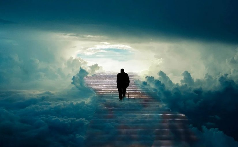 kehidupan setelah kematian menurut islam